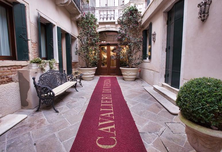 Hotel Ai Cavalieri di Venezia, Venezia, Cortile