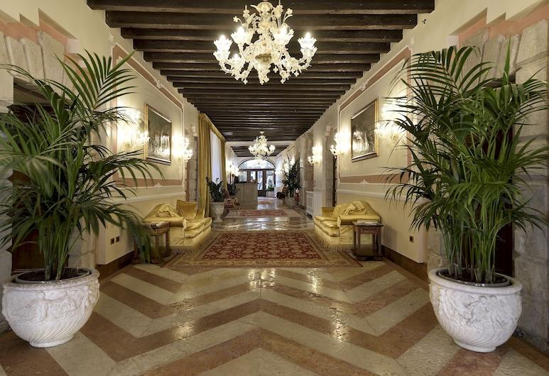 Hotel Ai Cavalieri di Venezia, Venise, Vestibule