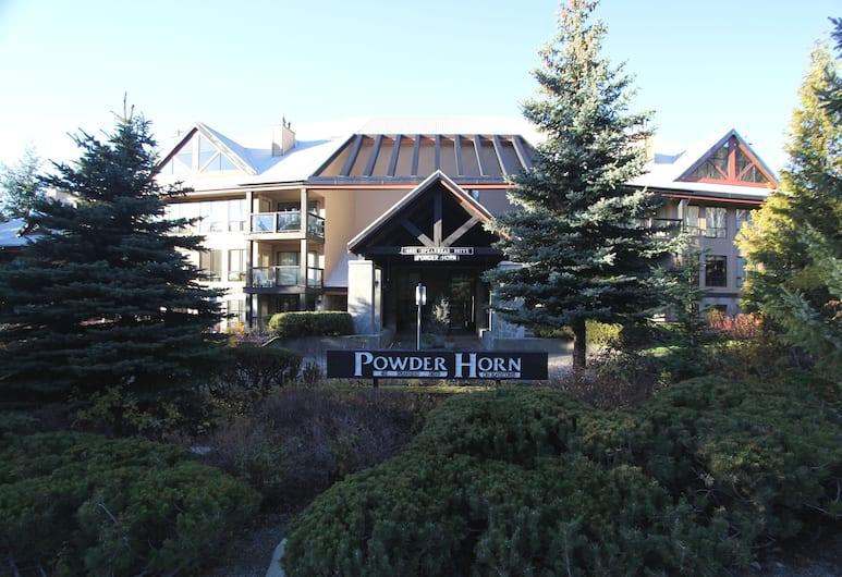 Accommodations by Whistler Retreats, Whistler, Byt, 2 spálne (Powderhorn, Upper Village), Hotelový areál