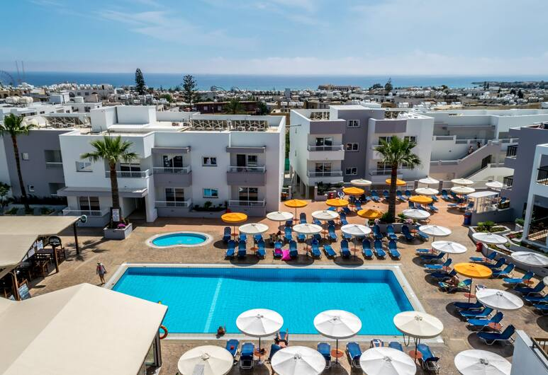 Christabelle Hotel Apartments, Ayia Napa, Havadan Görünüm