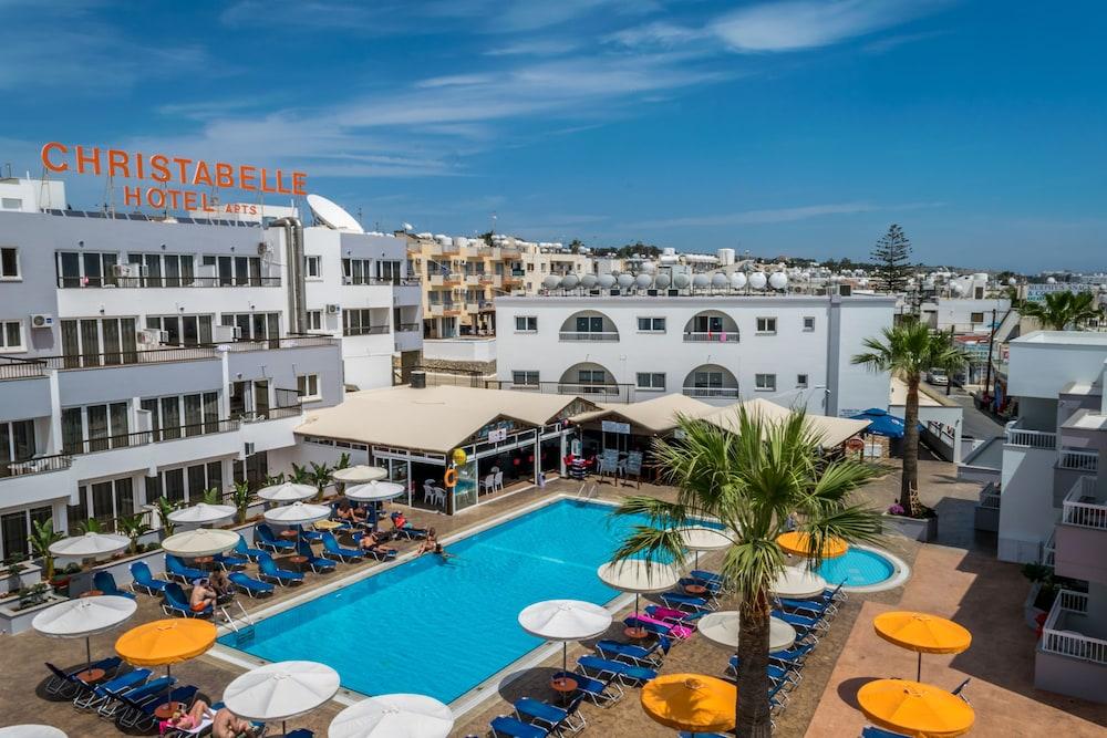 Chrielle Hotel Apartments Ayia Napa