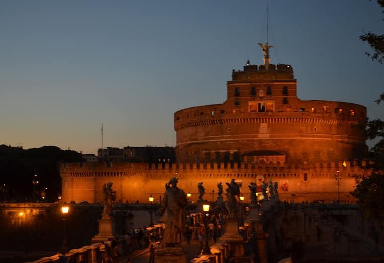 TheWesley Rome, Rome, Uitzicht vanaf hotel