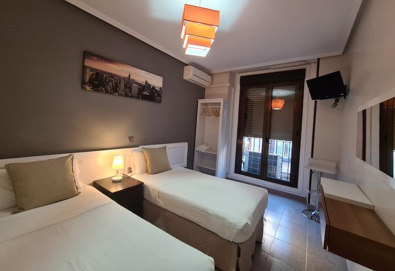 C. H. Chelo, Madrid, Habitación estándar con 2 camas individuales, Habitación