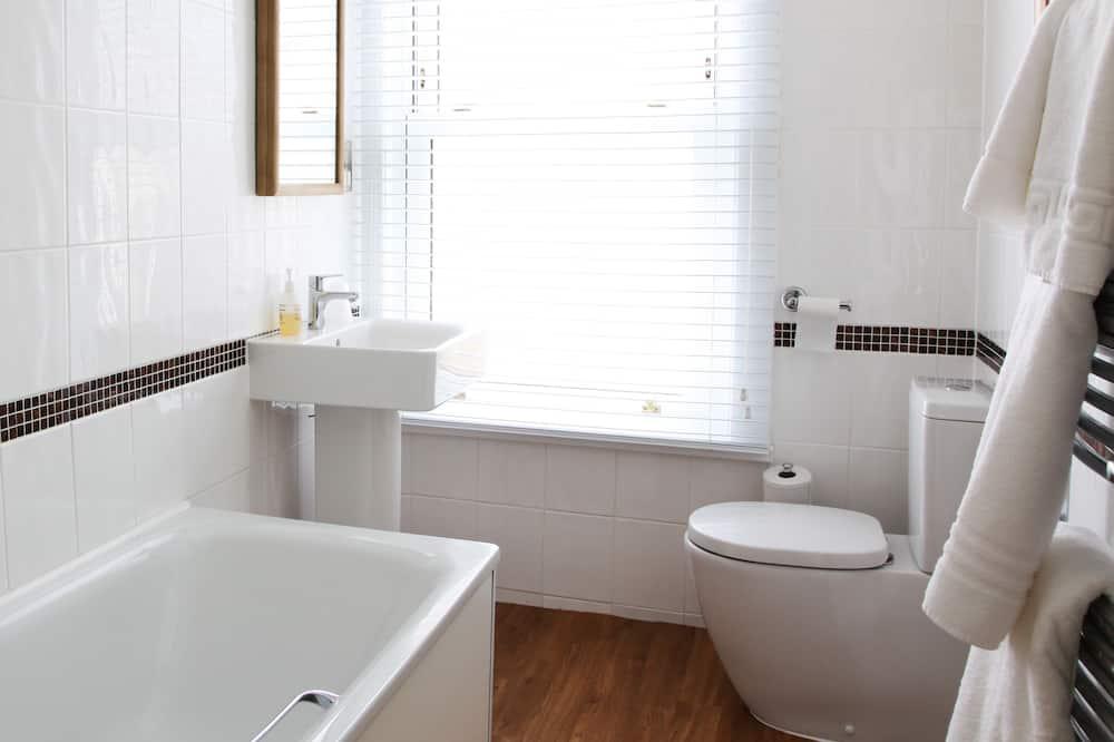 Izba typu Superior, čiastočný výhľad na more - Kúpeľňa
