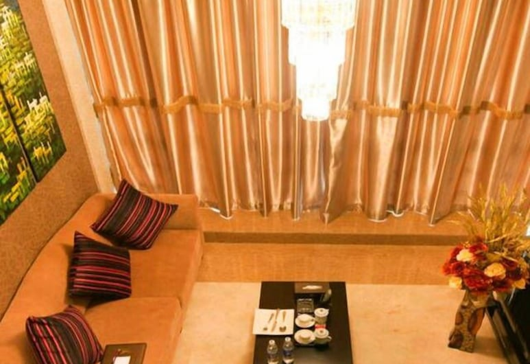 Yishang Hotel Service Apartment, Guangzhou, Guest Room