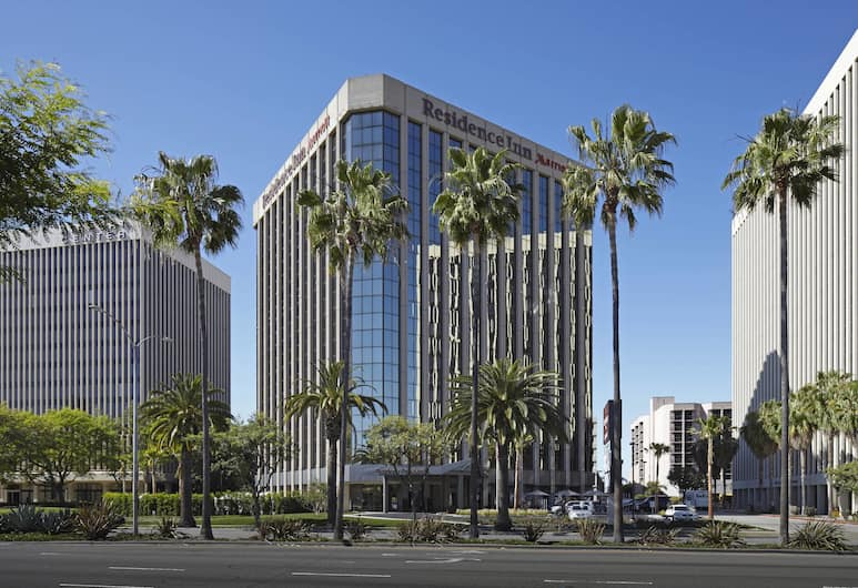 Residence Inn by Marriott Los Angeles LAX/Century Boulevard, Los Angeles, Ulkopuoli