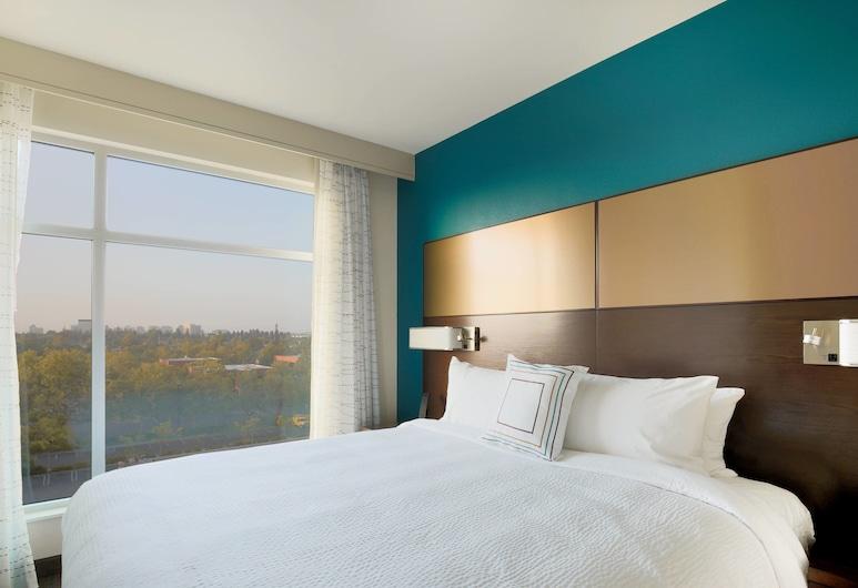 Residence Inn by Marriott San Jose Airport, San José, Suite, 1 Schlafzimmer, Nichtraucher, Ausblick vom Zimmer