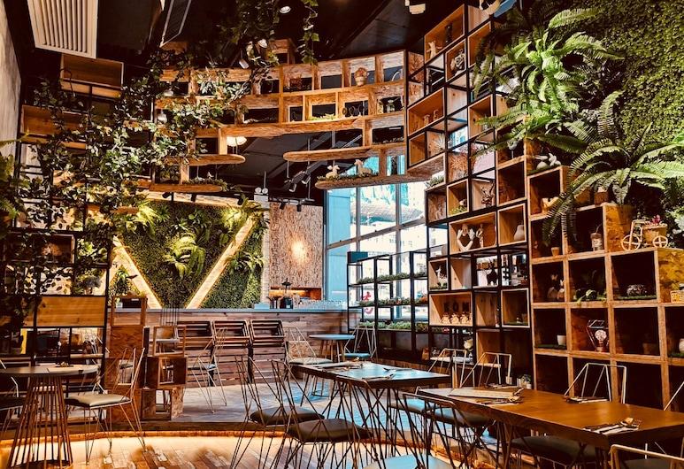 M1油麻地酒店, 九龍, 餐廳