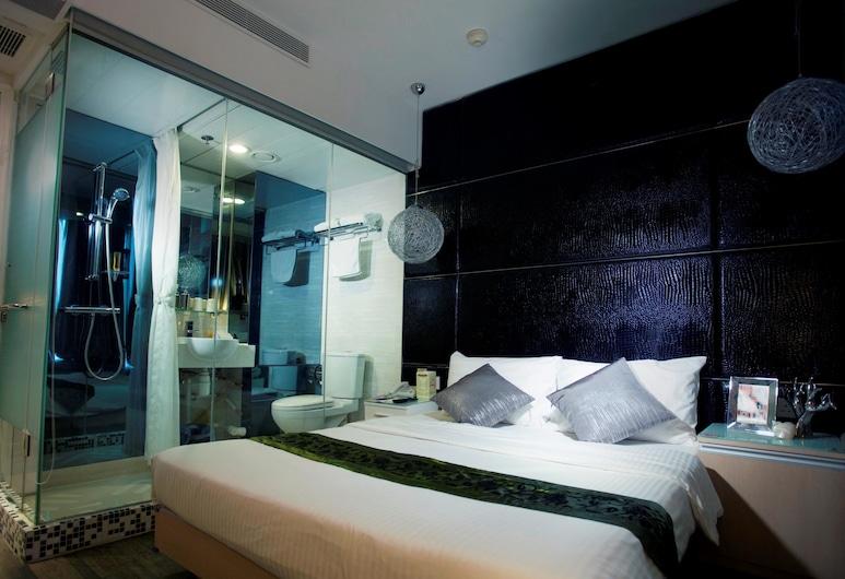 M1油麻地酒店, 九龍, 豪華房, 客房