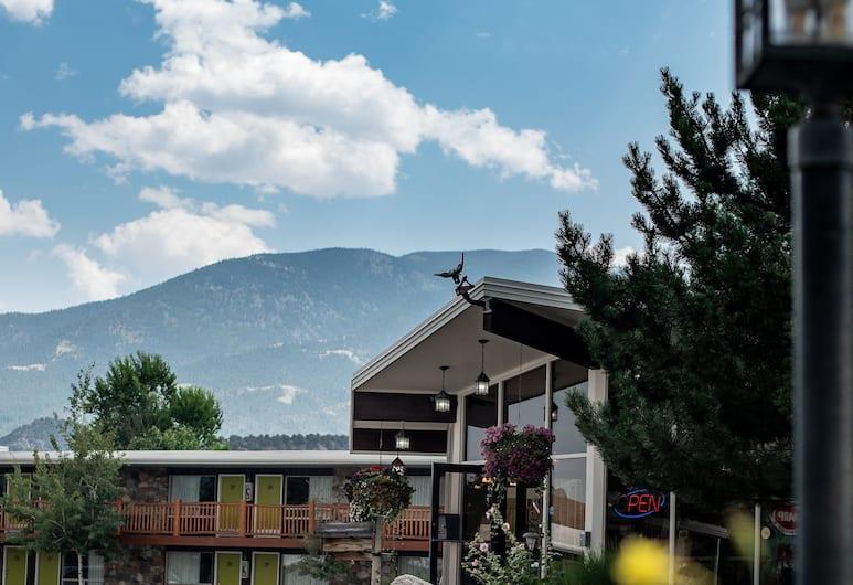 Silver Ridge Lodge, סאלידה, נוף להר