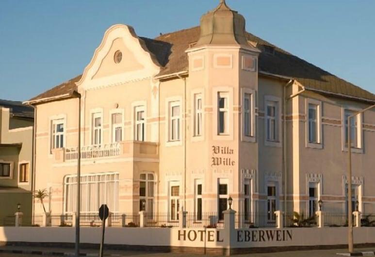 Hotel Eberwein, Swakopmund, Hótelframhlið