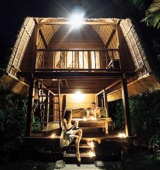 Gambar Sukanusa Luxury Huts di Pulau Lembongan