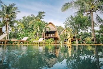 Foto van Sukanusa Luxury Huts in Nusa Lembongan