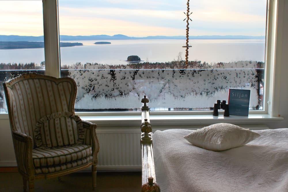 Habitación clásica con 1 cama doble o 2 individuales, vista al lago - Habitación