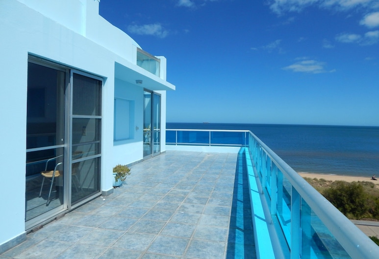 Apart Hotel Punta Azul, Punta del Este, Balkon