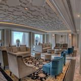 Suite presidencial, 2 habitaciones (Burj View) - Sala de estar