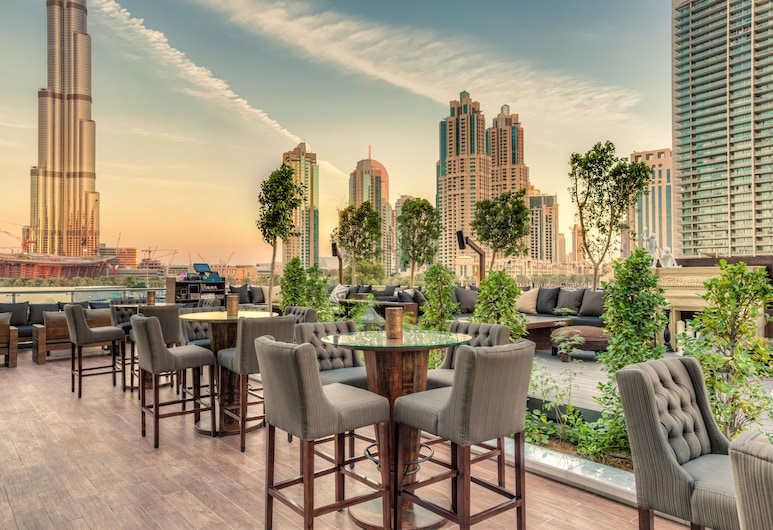 Taj Dubai, Dubai, Hotel Lounge