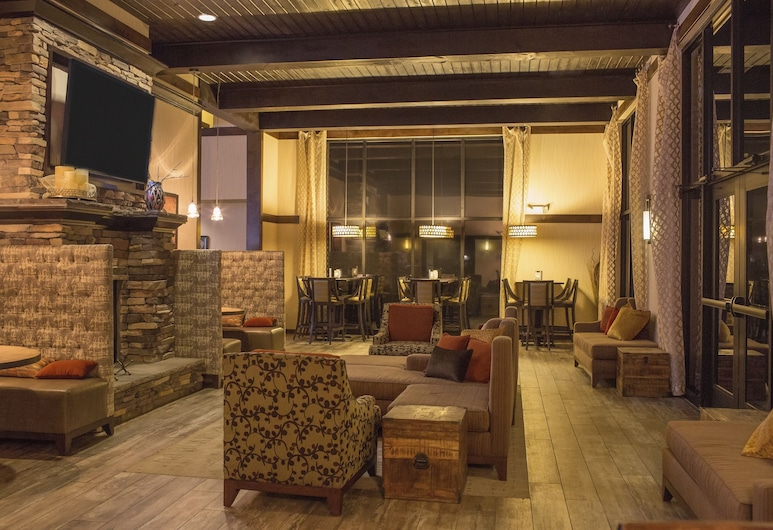 Teddy's Residential Suites Watford City, Watford City, Salón lounge del hotel
