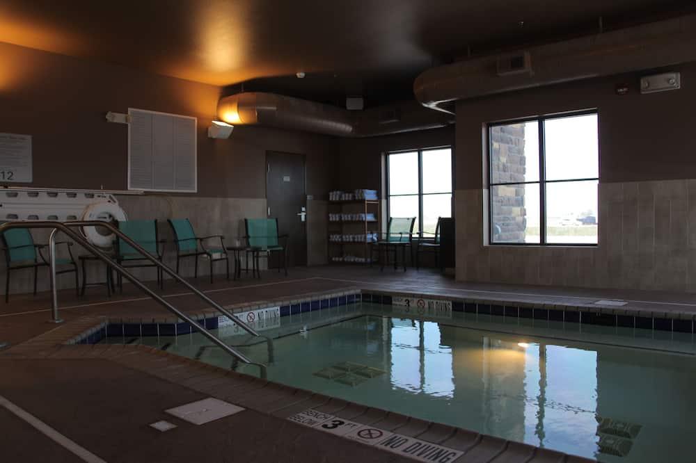 Spabad binnen