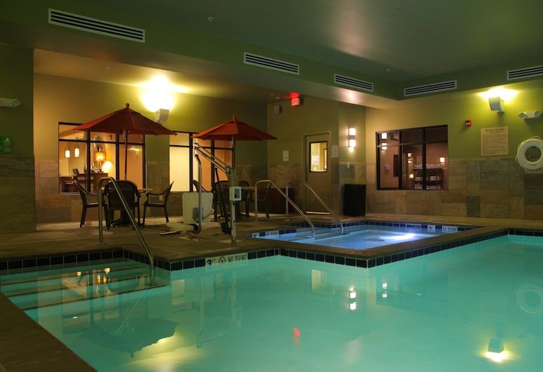 Little Missouri Inn & Suites, Watford City, Alberca cubierta