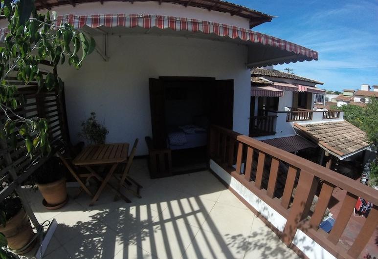 Pousada Casa das Rosas, Buzios, Camera Superior con 2 letti singoli, Balcone