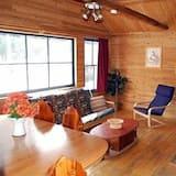 Cabin 16, 2 Bedrooms - Sala de estar