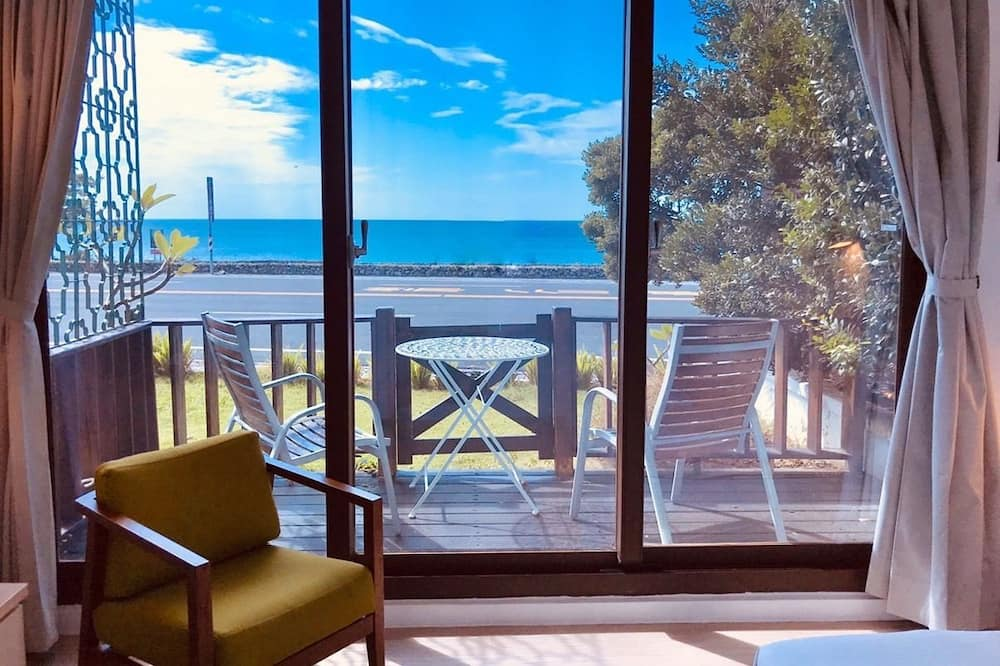Double Room, 1 Double Bed, Sea View (1F) - Guest Room