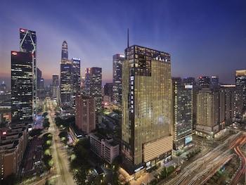 深圳深圳溫德姆至尊酒店的圖片