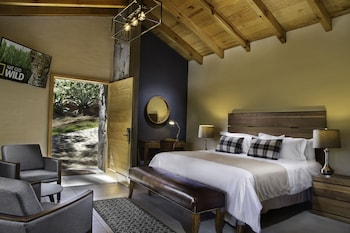 Mazamitla bölgesindeki Bosque Escondido Hotel de Montaña resmi