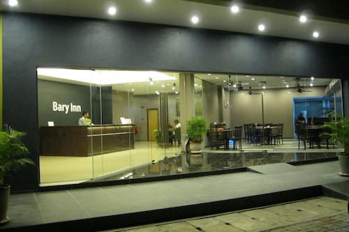 โรงแรมสำหรับเปลี่ยนเครื่องแบรีอินน์