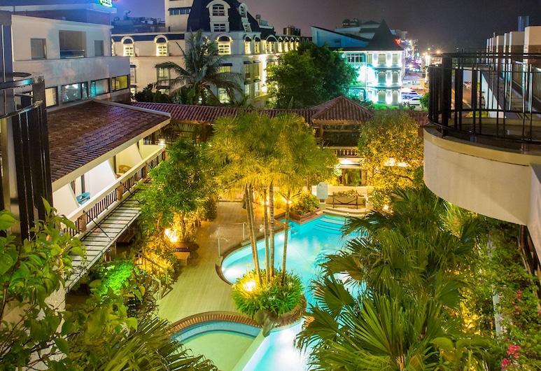 Hotelday+ Kenting, Hengchun, Piscina Exterior
