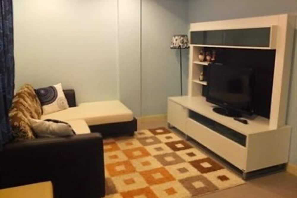 Standardní pokoj (Standard Air conditioning) - Obývací prostor