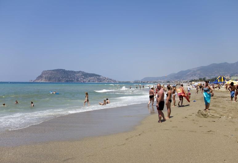 Krizantem Hotel - All Inclusive, Alanya, Plaj