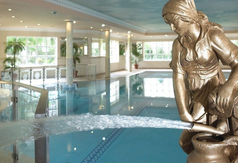 Wolseley Holiday Lodges, Tullow, Indoor Pool