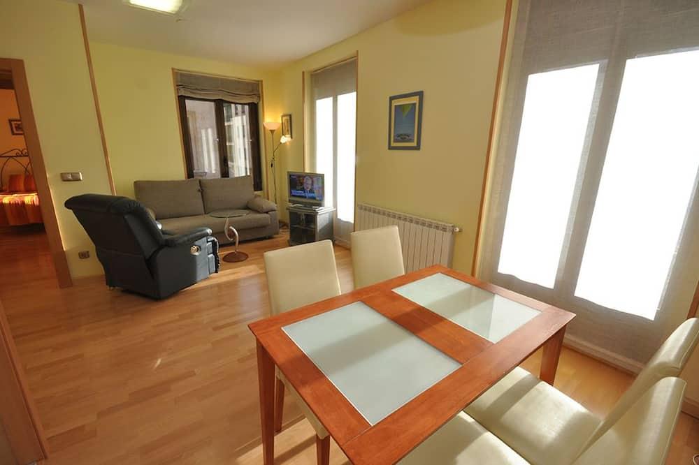 Superior apartman, 1 hálószobával - Nappali rész