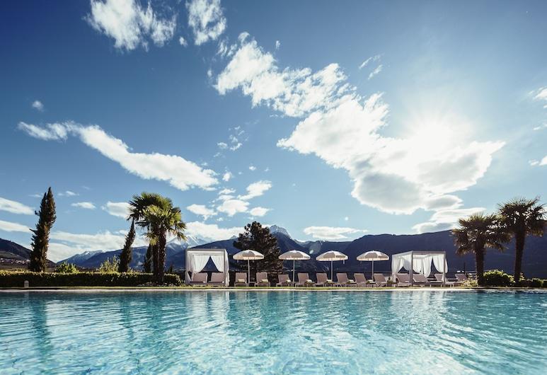 La Maiena Meran Resort, Marling, Junior-Suite, Ausblick vom Zimmer