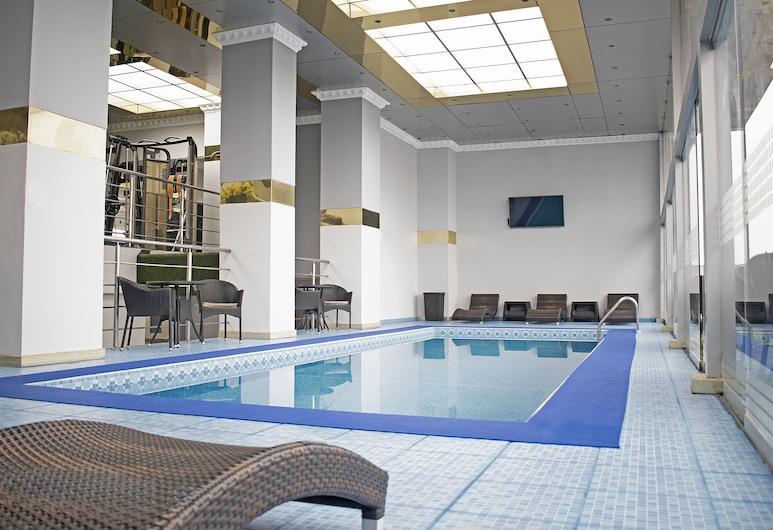 Luxury Hotel Inkari, Lima, Indoor Pool