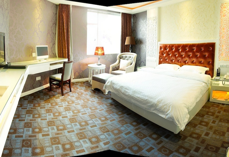Yijing Hotel, Wuzhou, Guest Room
