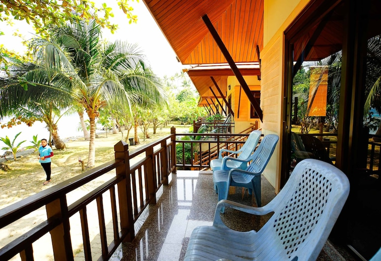 Coral Resort, Ko Chang, Front House sea View, Balcony