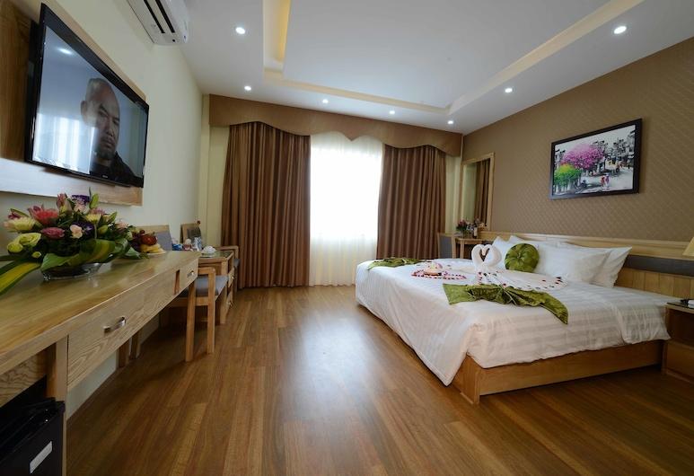 Blue Hanoi Inn Hotel, Hanoi, Honeymoon Suite, Guest Room