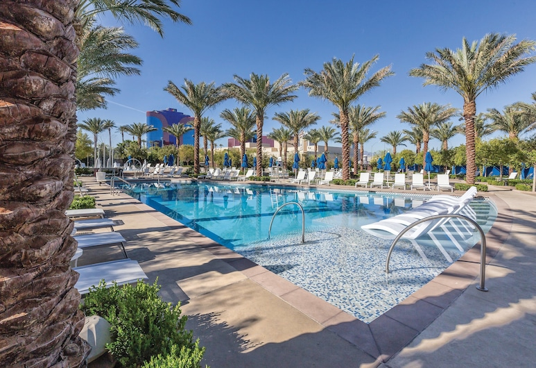 Club Wyndham Desert Blue, Las Vegas, Medence