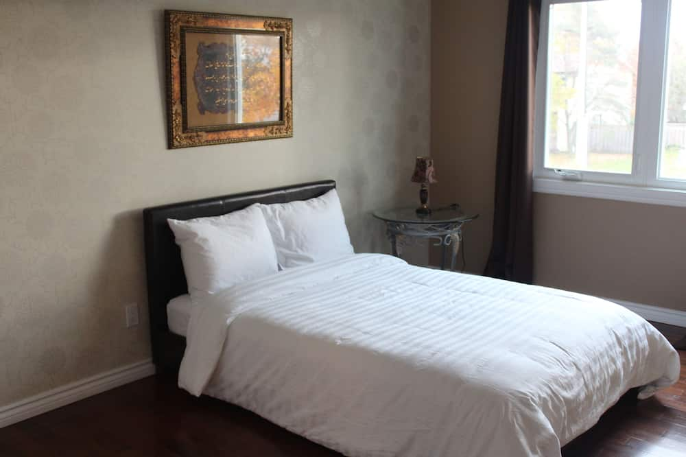 Klasikinio tipo kambarys, 1 standartinė dvigulė lova - Svečių kambarys