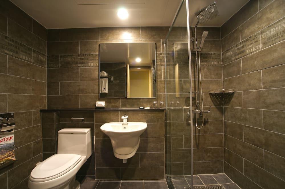Business Twin Room - Bathroom