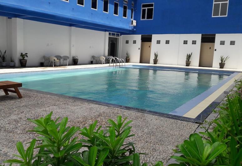 Shwe Phyu Hotel, Mandalay, Välibassein