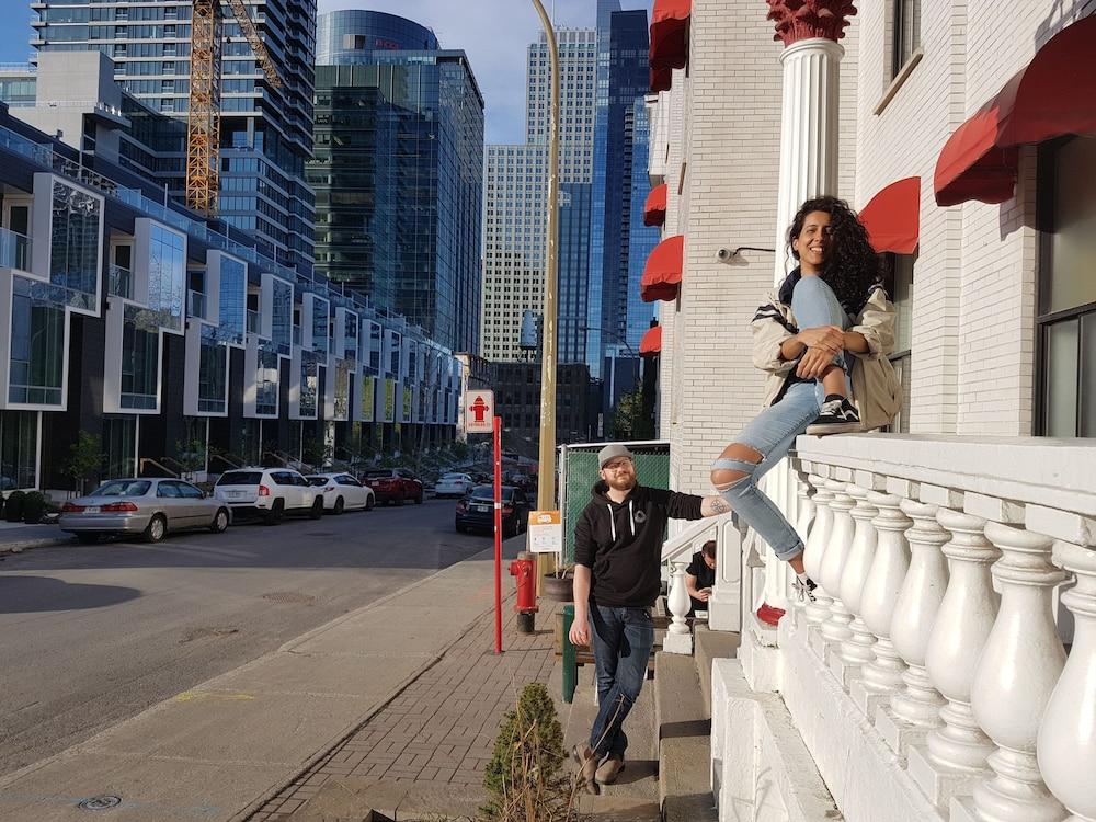 HI Montreal Hostel (Montreal, Quebec) : Hoteles en Montreal ...