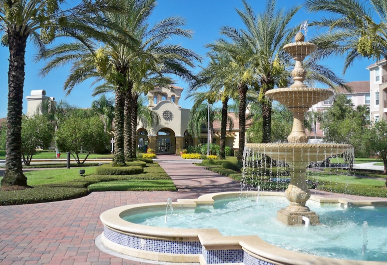 Vista Cay Resort by Intteli Fun Rentals, Orlando, Fountain