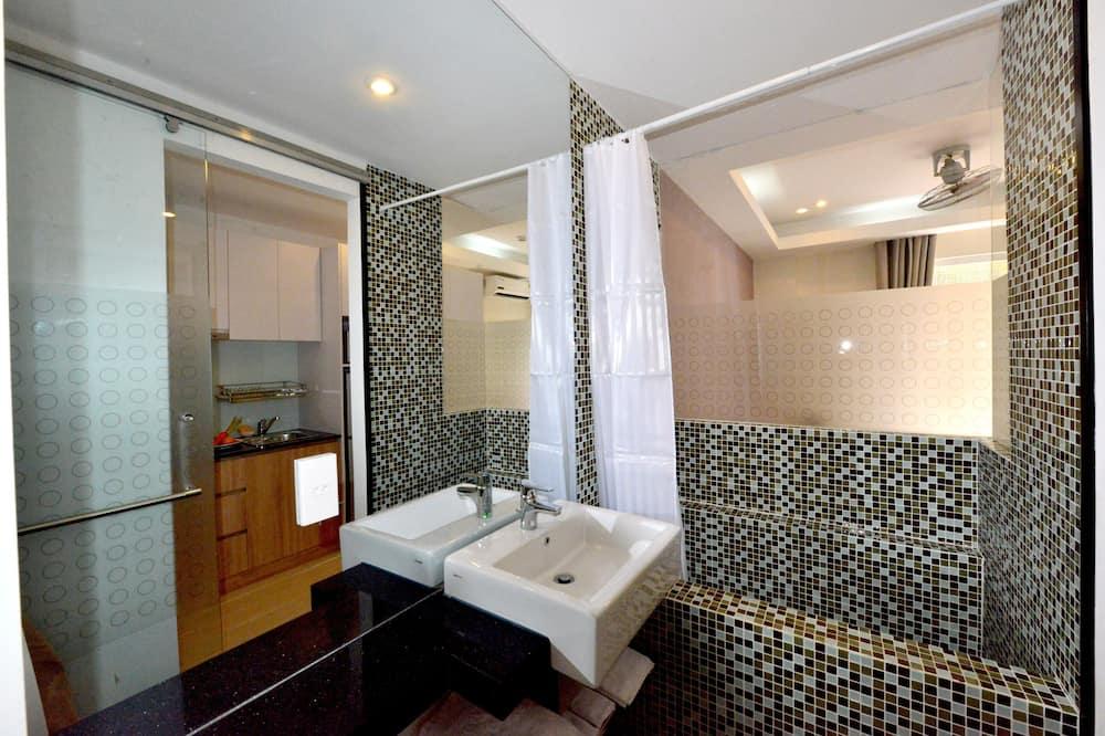สแตนดาร์ดสตูดิโอ - ห้องน้ำ