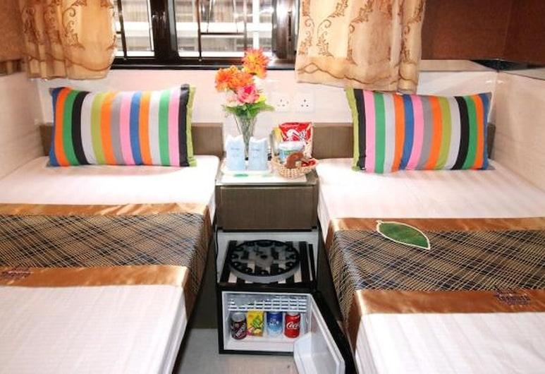 廟街賓館, 九龍, 標準雙床房, 客廳