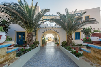 Fotografia do Arhontiko Hotel em Karpathos