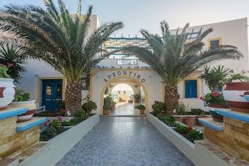 Fotografia hotela (Arhontiko Hotel) v meste Karpathos